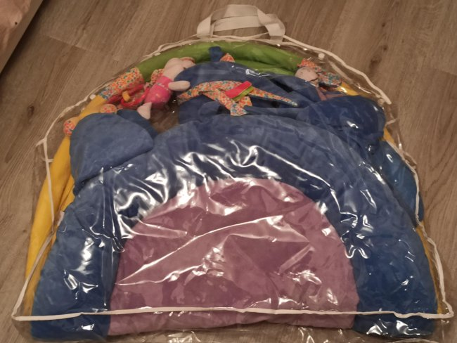 tapis d eveil bourriquet