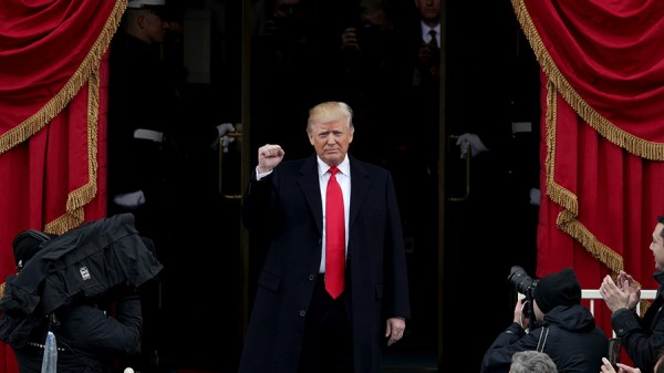 A Final Look at Images From the Trump Inauguration | The ...