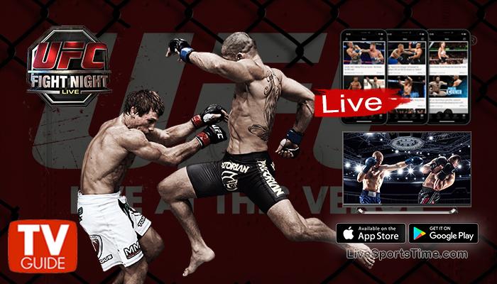 Streameast UFC Live Stream