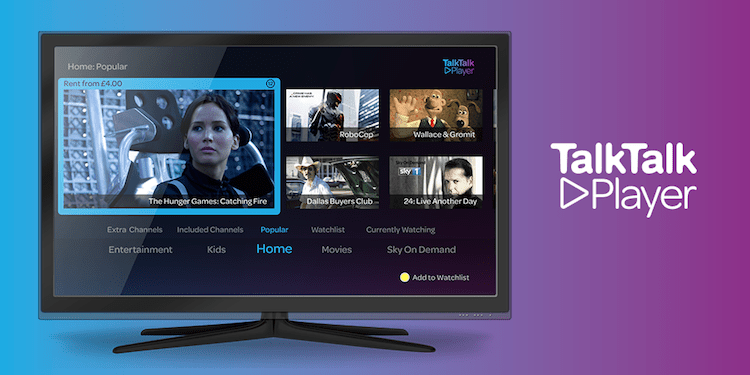 TalkTalk's pay-TV business declines and slips into fourth place behind BT