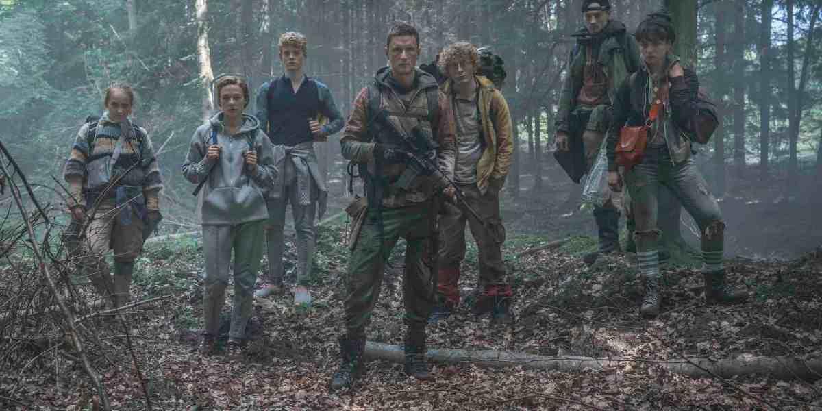 Trailer: Netflix's first Danish original series, The Rain
