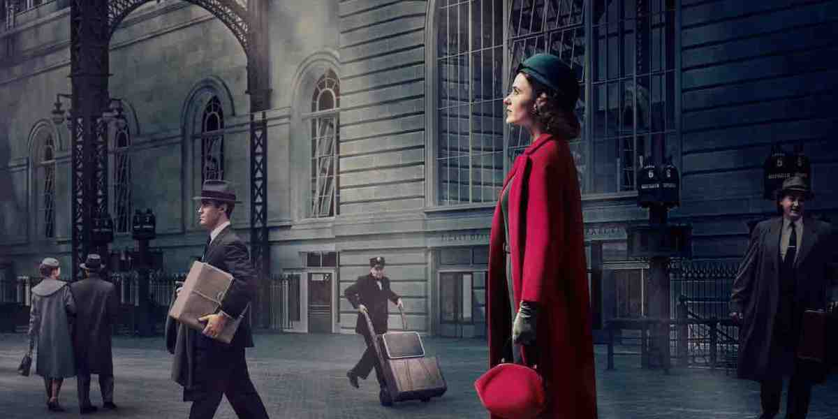 The Marvelous Mrs. Maisel – Amazon confirms season 2 Launch Date