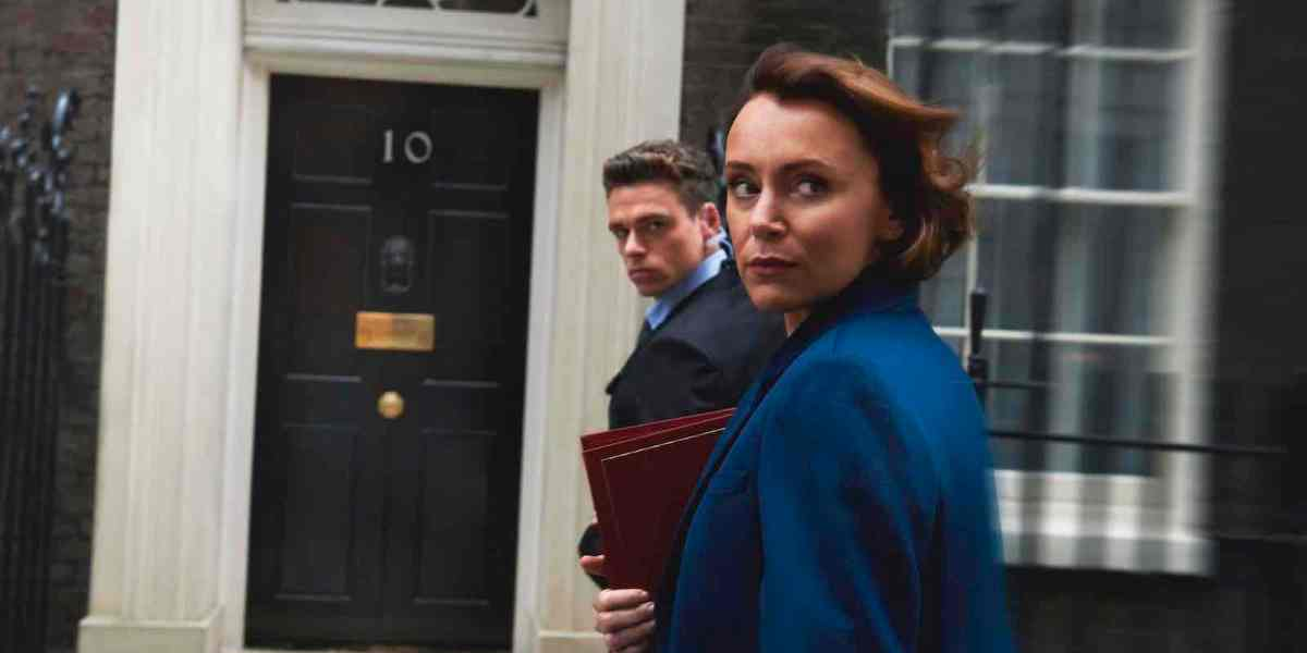 Hit drama series Bodyguard is coming to Netflix