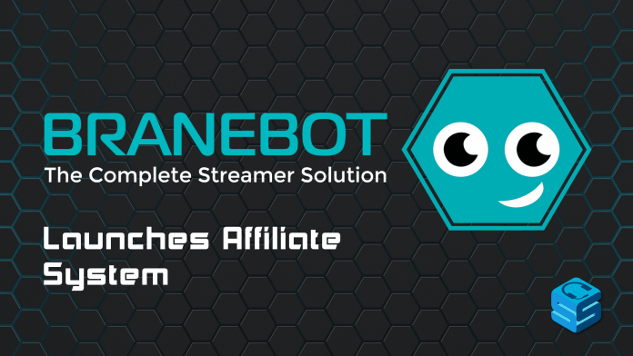 BraneBot Launches Affiliate System