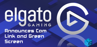 Elgato Gaming Announces Cam Link and Green Screen