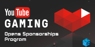 YouTube Gaming Sponsorships