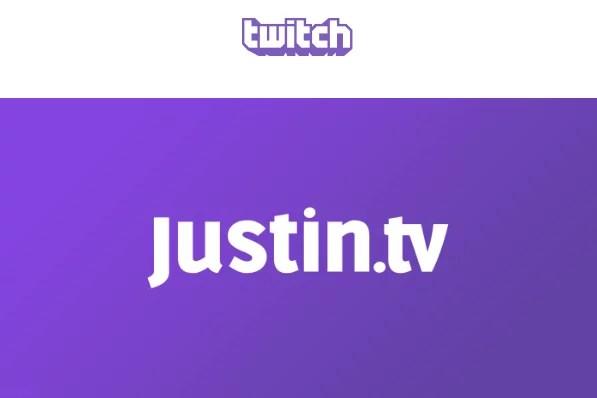 Twitch Justin.tv