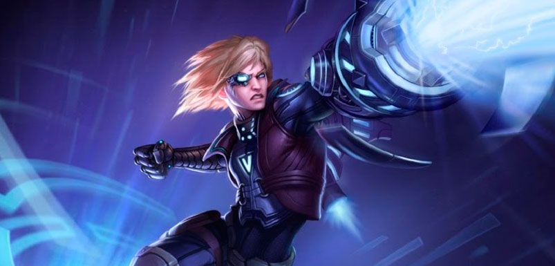 Rework do Ezreal