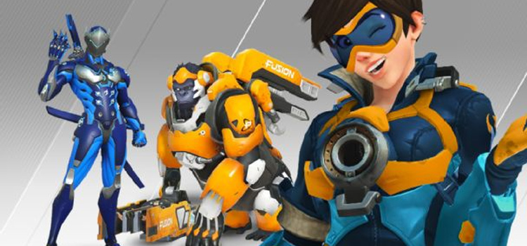 Estreia Overwatch League