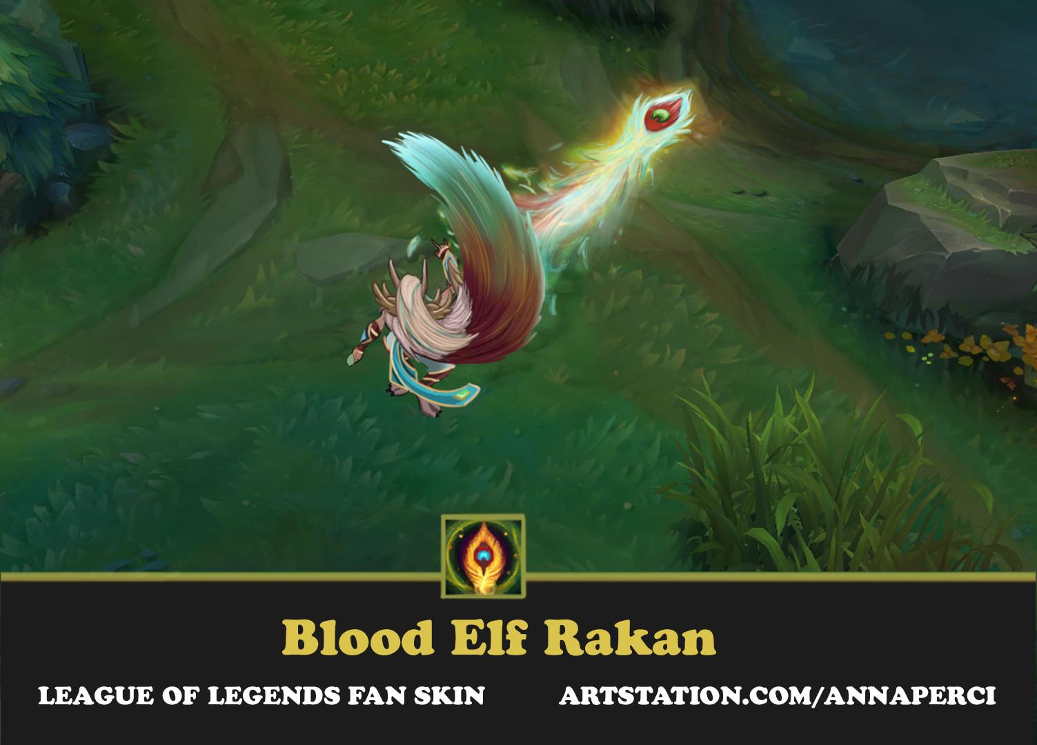 Blood Elf Rakan