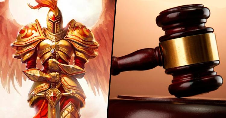Remover Ban na Justiça
