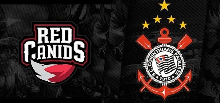 CBLoL 2018 - Corinthians e Red Canids encerram parceria após quatro ... 65c83693b0977