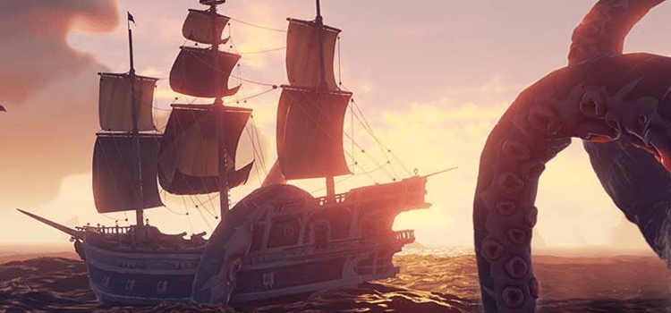 Trailer oficial de Sea of Thieves