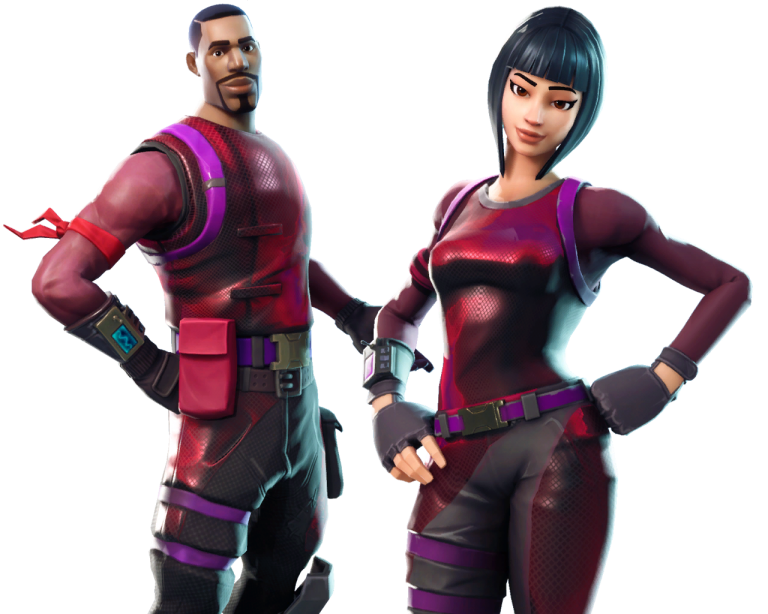Skins Vazadas no Fortnite