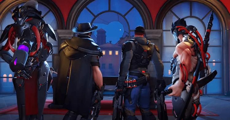 Overwatch receberá novo mapa