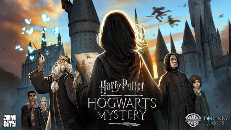 Lançamento deHogwarts Mystery