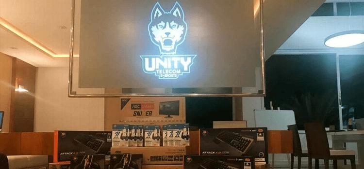Assalto a Gaming House da Unity
