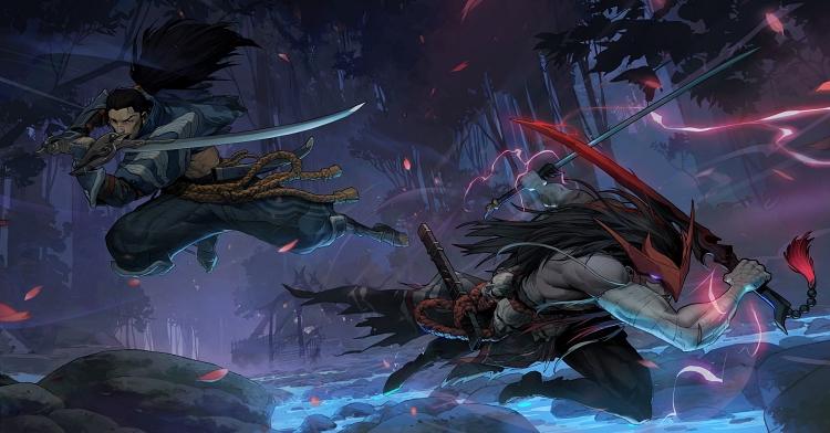league of legends: finalmente yone é revelado em animação