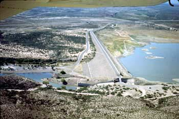Caballo Dam