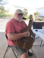 Practiced guitar