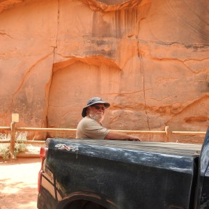 Moab Rock Art Auto Tour