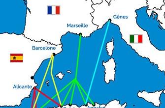 Algérie Ferries : Prix des billets de bateau vers l'Algérie été 2019 9
