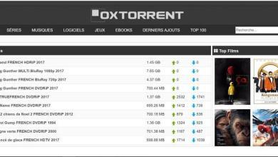 Oxtorrent