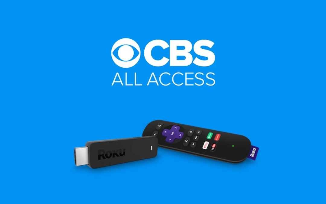 How to Add & Activate CBS All Access on Roku