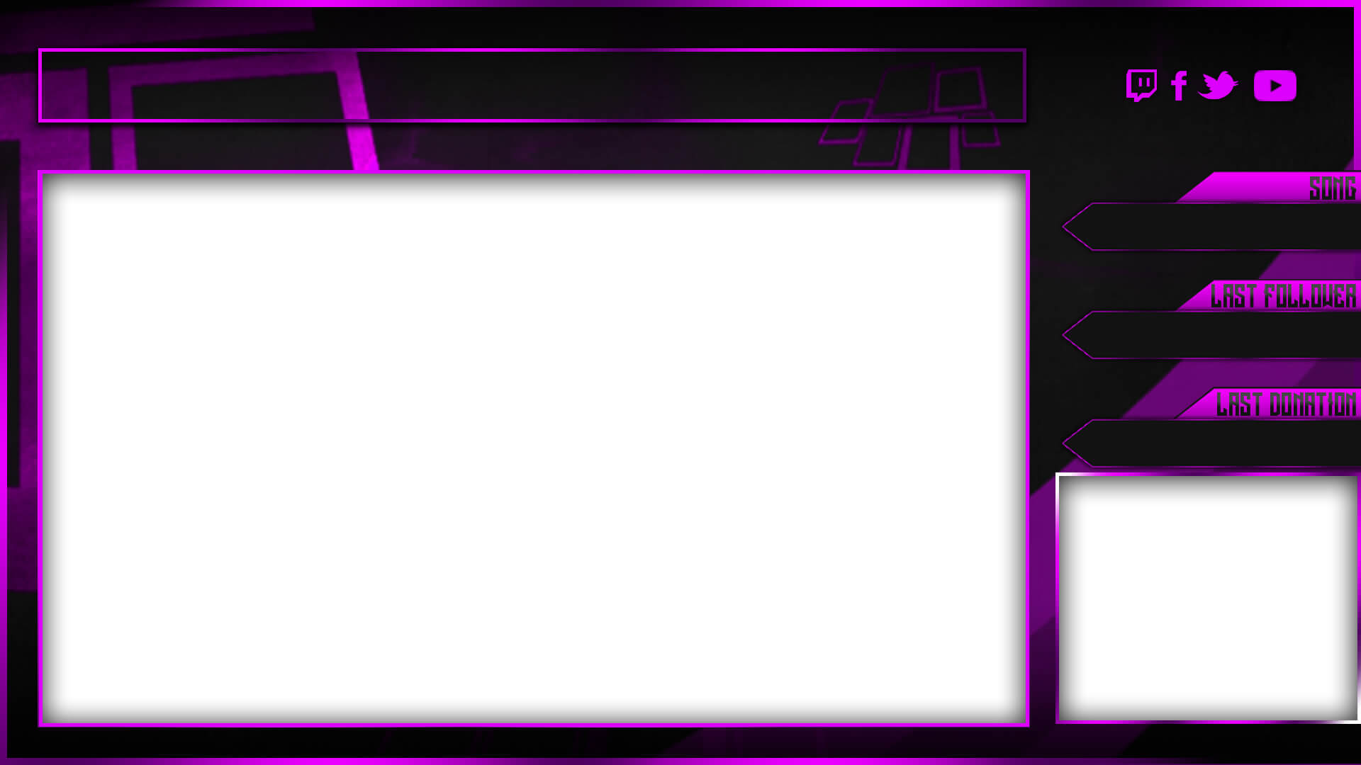 pink client overlay streaming