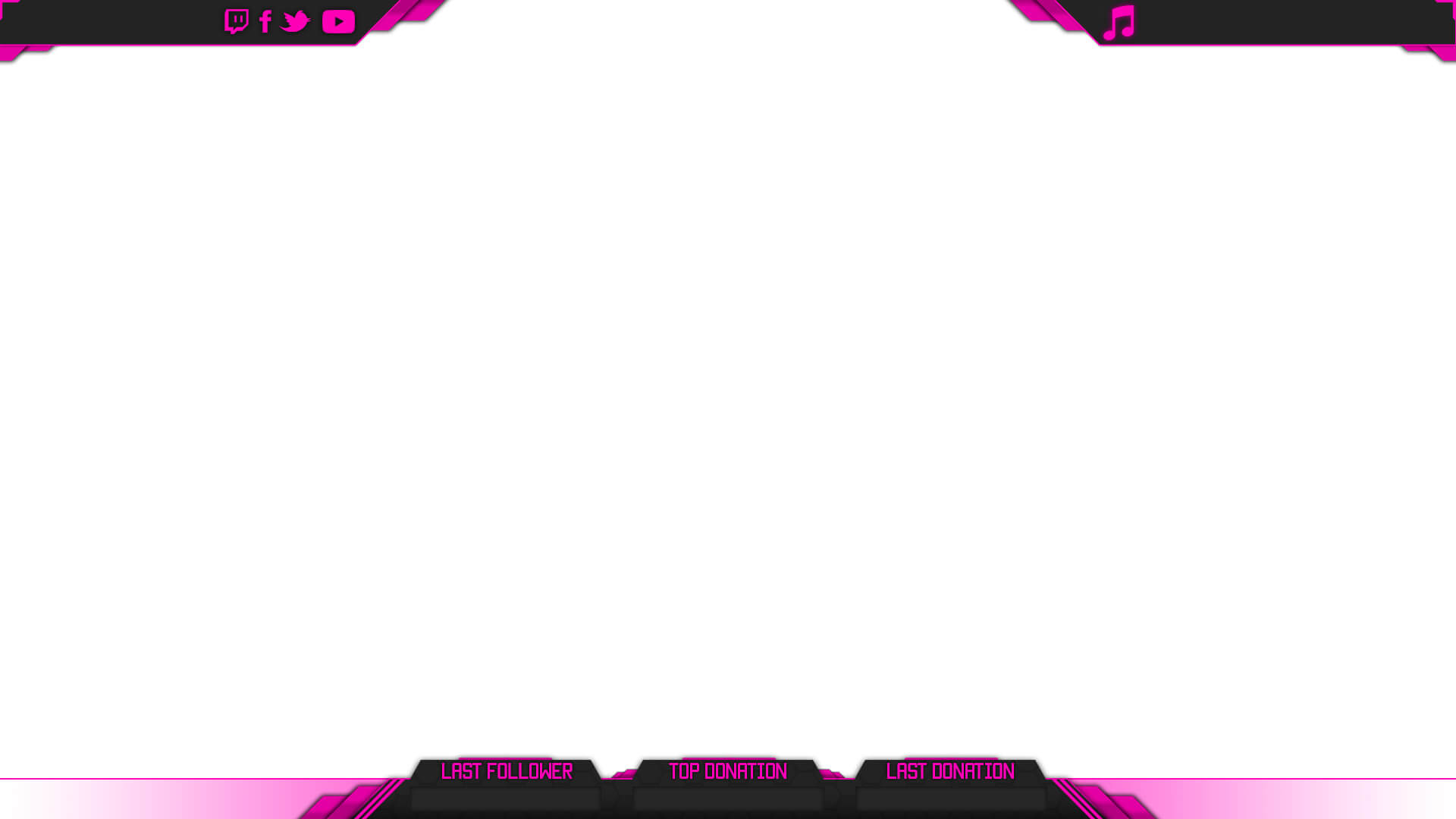 how to make overwatch stream overlays for obs