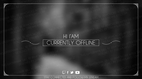 twitch offline screen