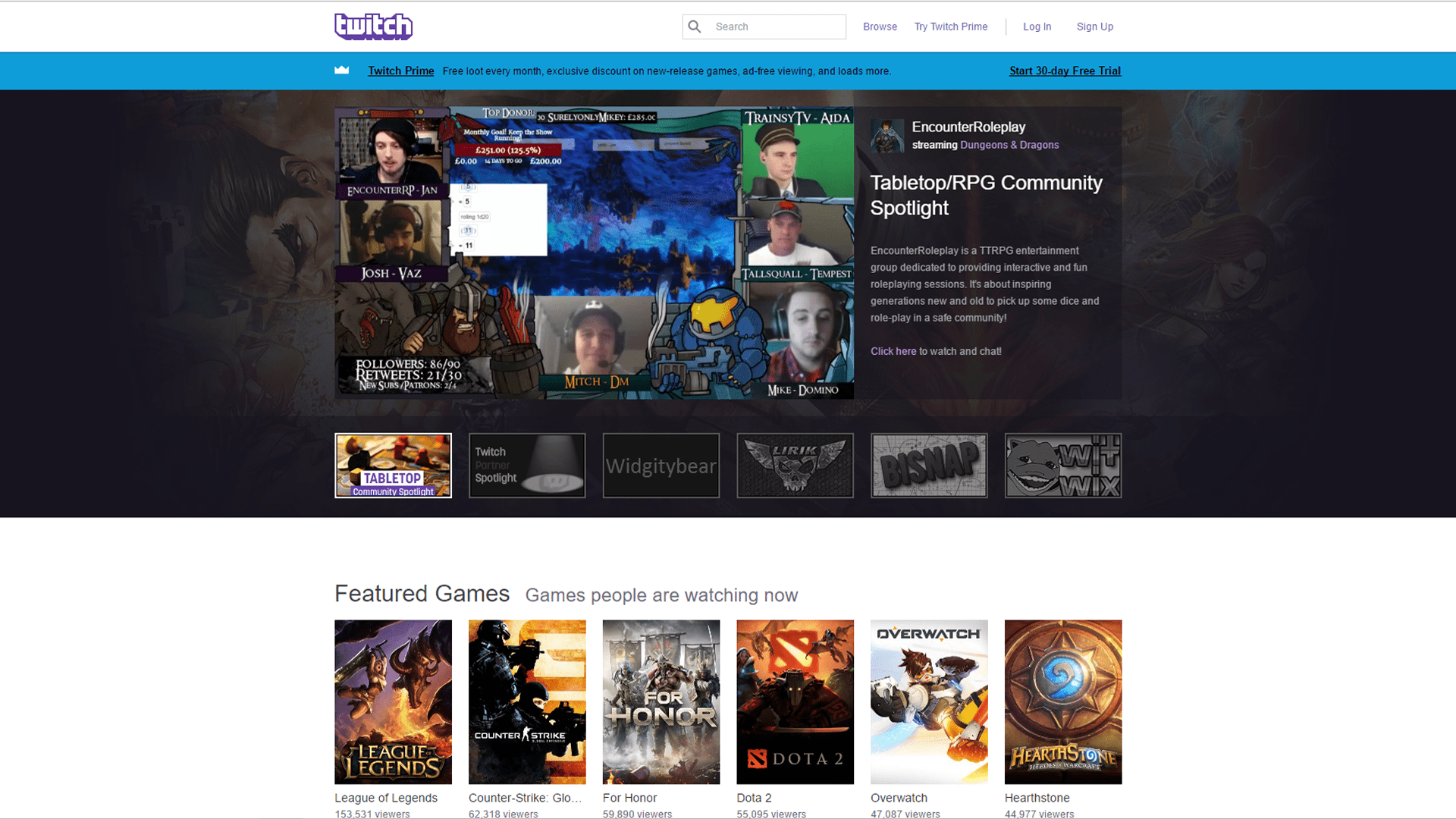 Streamlays - Twitch Overlays, Panels & more!