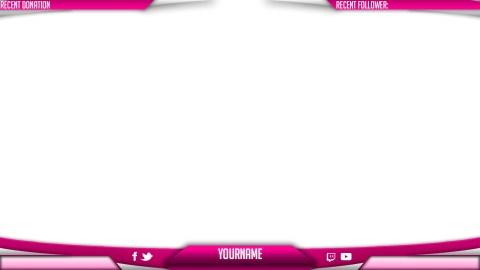 CSGO Overlay pink
