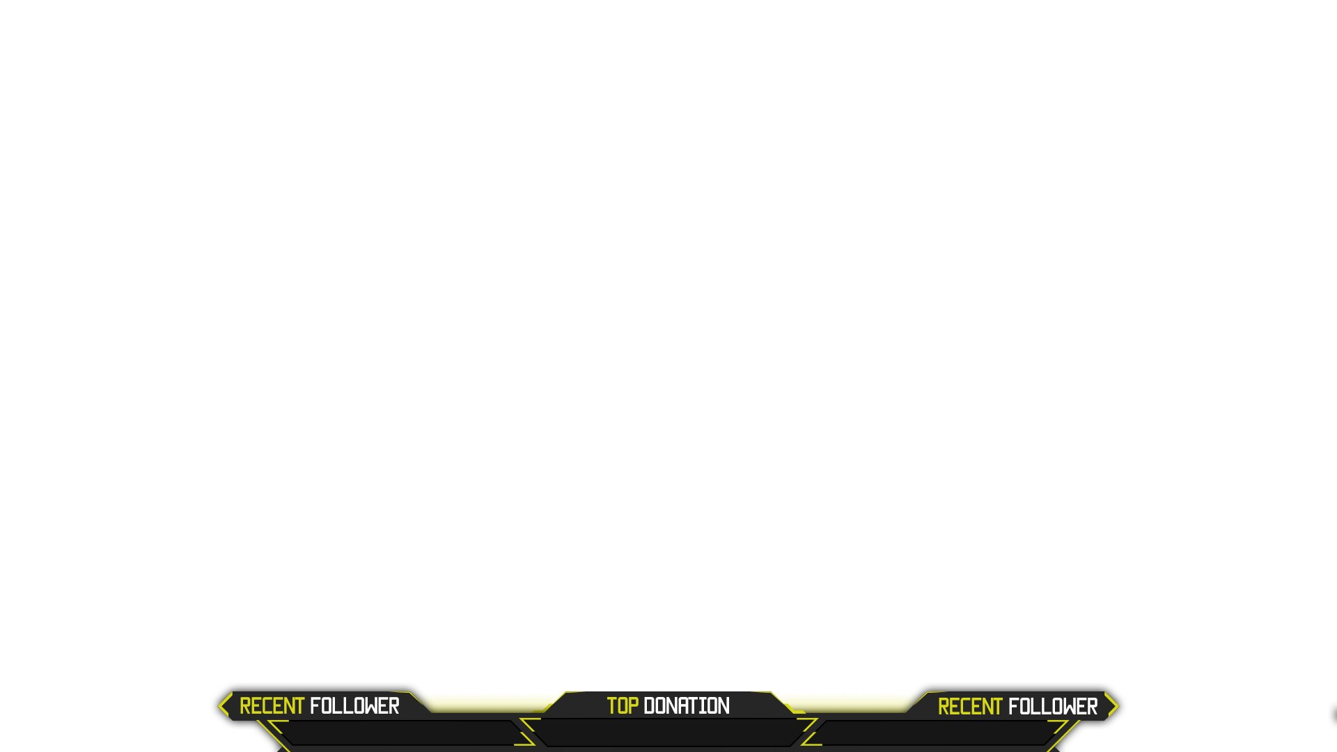 Twitch-Overlay-Yellow