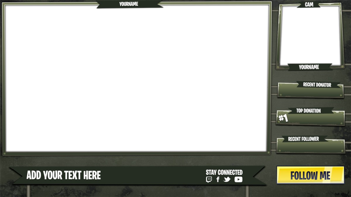 Fortnite Overlay