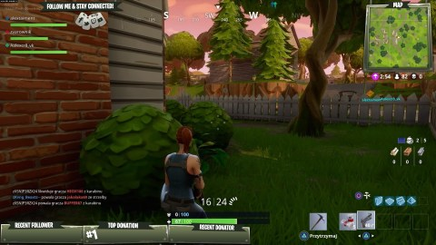 Fortnite Twitch Overlay