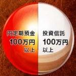 ジャパンネット銀行「円定期預金×投資信託キャンペーン」参加手続き完了