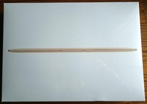 新MacBook 箱