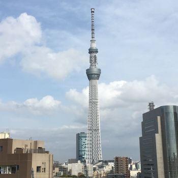 東京スカイツリー 全景