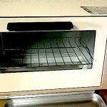 オーブントースター到着。早速ピザを焼いてみた