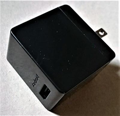 タブレット用USB充電器
