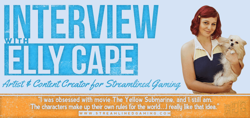 Elly Cape Interview