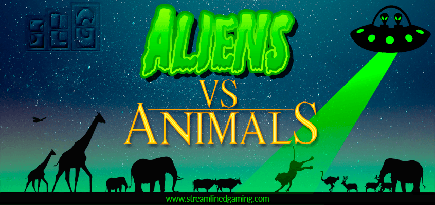 Ch. 01: Aliens vs. Animals