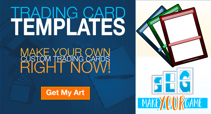 Get Your Free Trading Card Template