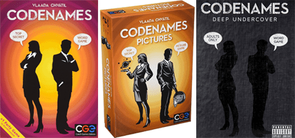Games Like Password CodeNames Pictures After Dark