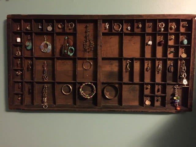 earring-organizer