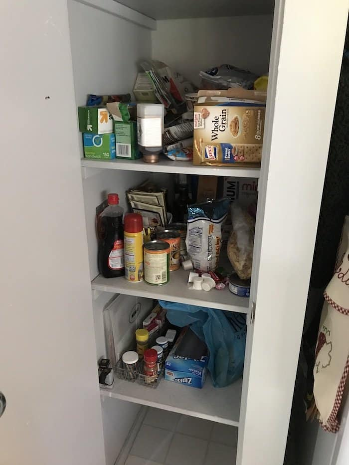 Kitchen Pantry Organizing Tips