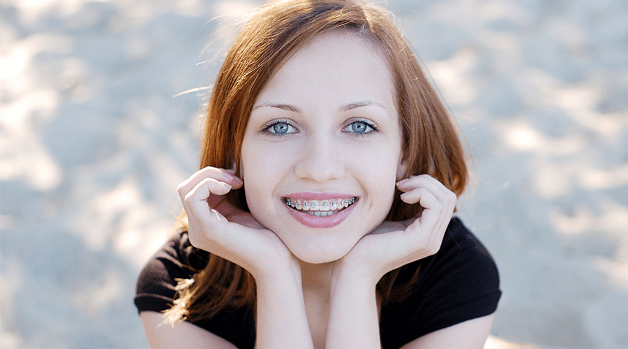 Streamline Orthodontics Braces 89117 Patient