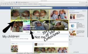 Facebook Page 1