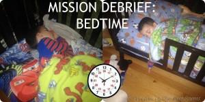 Mission Debrief